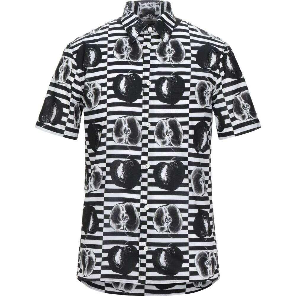 マーク ジェイコブス MARC JACOBS メンズ シャツ トップス【striped shirt】Black