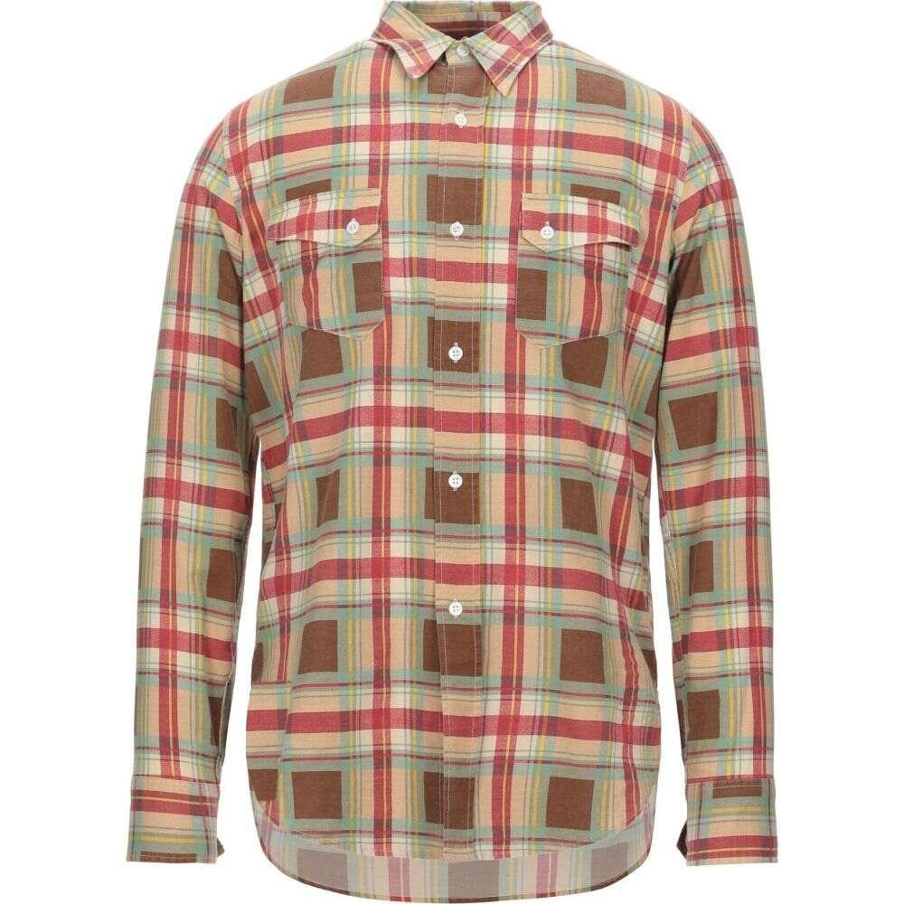 リーバイス LEVI'S VINTAGE CLOTHING メンズ シャツ トップス【checked shirt】Red