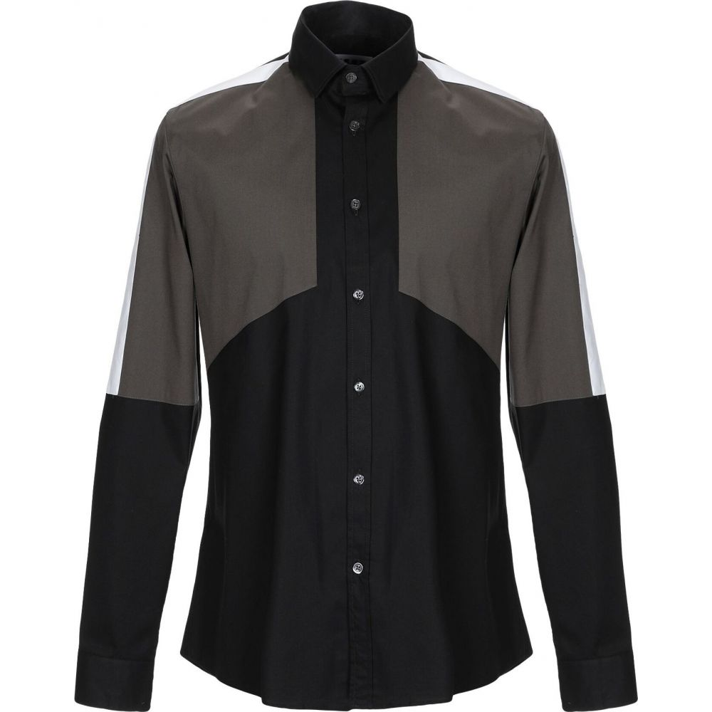 LHU アーバン LHU URBAN メンズ シャツ トップス【patterned shirt】Dark green