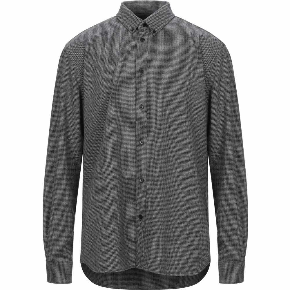 ミニマム MINIMUM メンズ シャツ トップス【patterned shirt】Grey