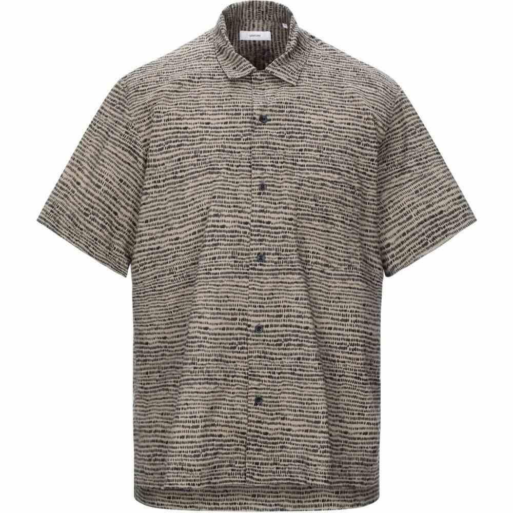 マウロ グリフォーニ MAURO GRIFONI メンズ シャツ トップス【patterned shirt】Military green