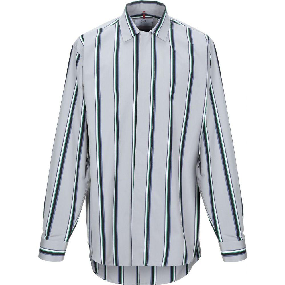 オーエーエムシー OAMC メンズ シャツ トップス【striped shirt】Grey