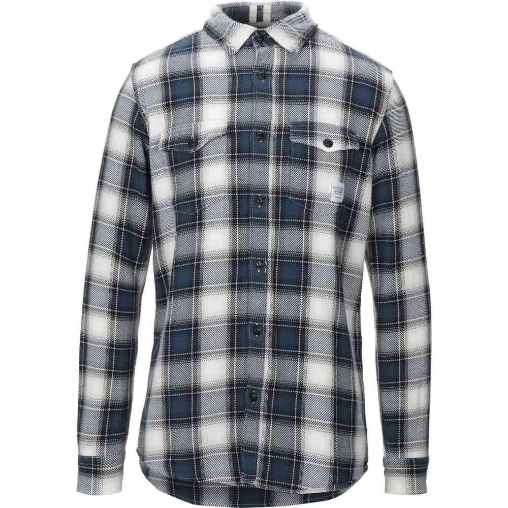 オンリーアンドサンズ ONLY & SONS メンズ シャツ トップス【checked shirt】Blue