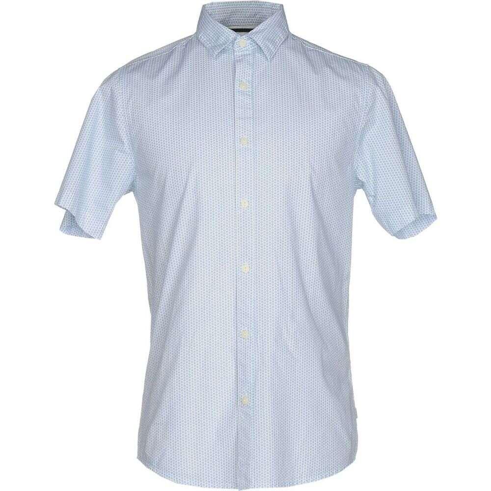 オンリーアンドサンズ ONLY & SONS メンズ シャツ トップス【patterned shirt】Blue