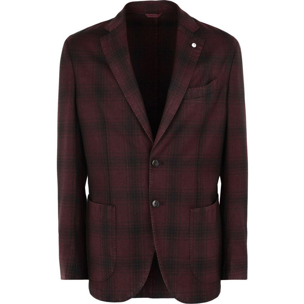 ブランド BRANDO メンズ スーツ・ジャケット アウター【blazer】Cocoa