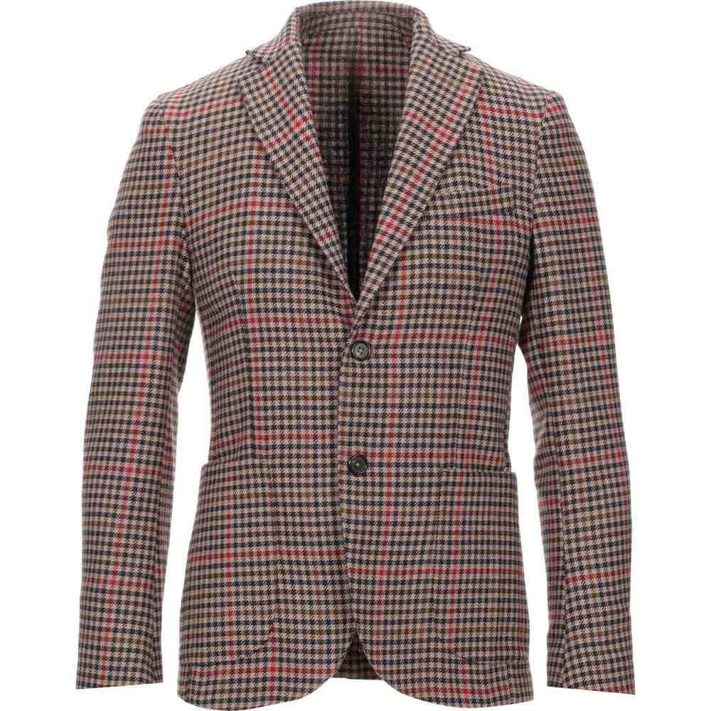 ボクー ..,BEAUCOUP メンズ スーツ・ジャケット アウター【blazer】Khaki:フェルマート
