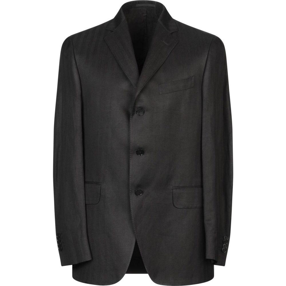 ボリオリ BOGLIOLI メンズ スーツ・ジャケット アウター【blazer】Black