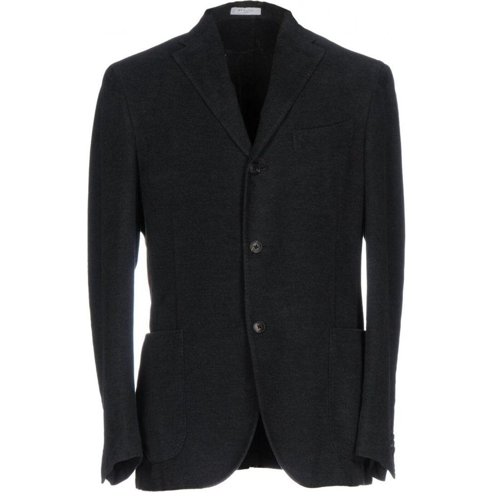 ボリオリ BOGLIOLI メンズ スーツ・ジャケット アウター【blazer】Steel grey