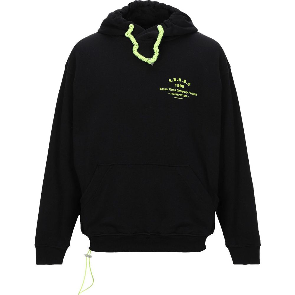 ボンサイ BONSAI メンズ スウェット・トレーナー トップス【sweatshirt】Black