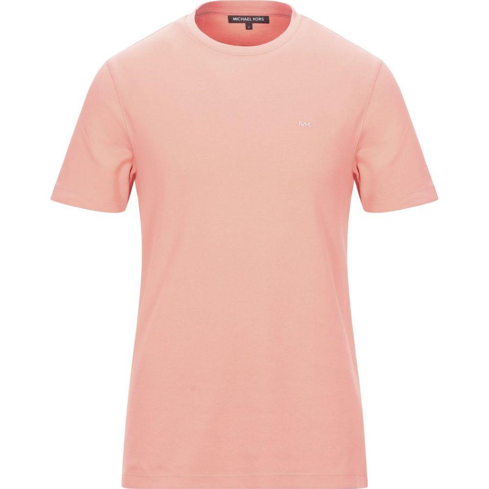マイケル コース MICHAEL KORS MENS メンズ Tシャツ トップス【t-shirt】Salmon pink:フェルマート