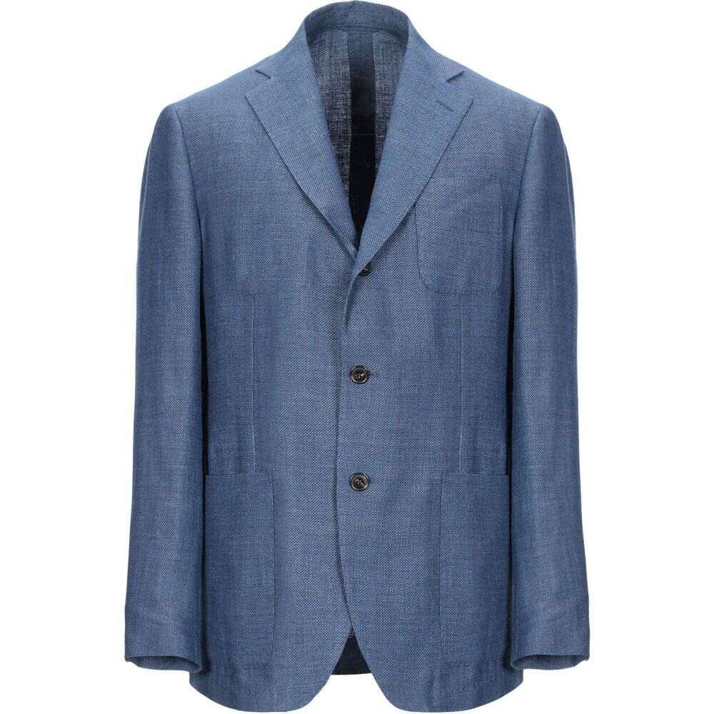 マイケル コース MICHAEL KORS MENS メンズ スーツ・ジャケット アウター【blazer】Azure