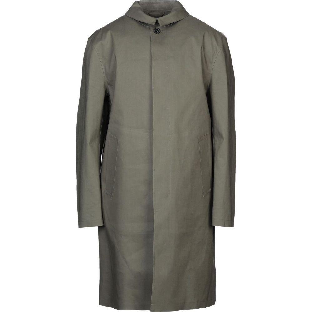 マッキントッシュ MACKINTOSH メンズ コート アウター【full-length jacket】Military green