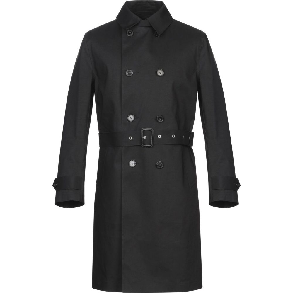 マッキントッシュ MACKINTOSH メンズ コート アウター【full-length jacket】Black