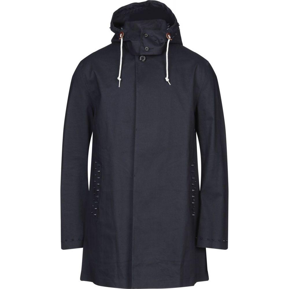 マッキントッシュ MACKINTOSH メンズ コート アウター【full-length jacket】Dark blue