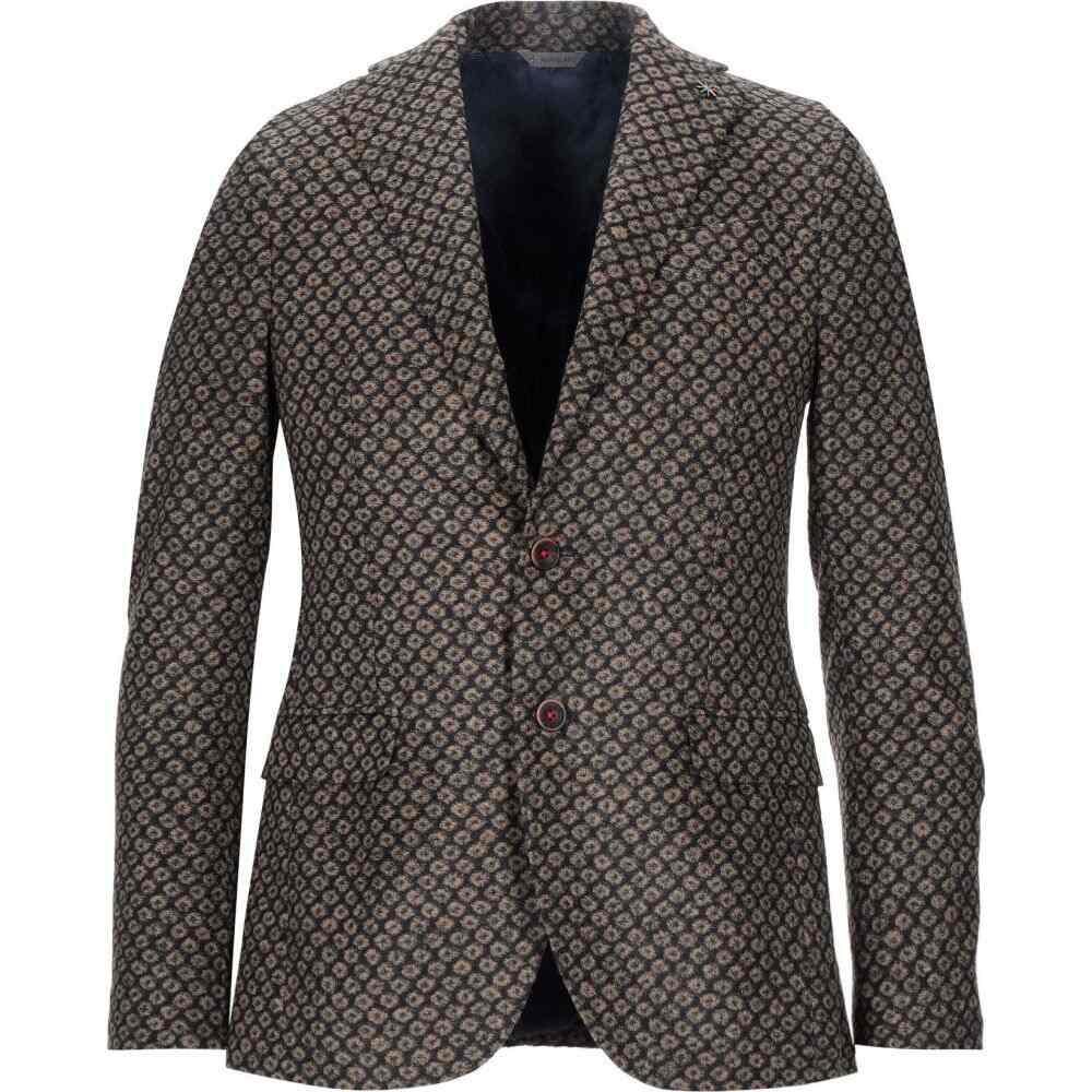 マニュエル リッツ MANUEL RITZ メンズ スーツ・ジャケット アウター【blazer】Beige