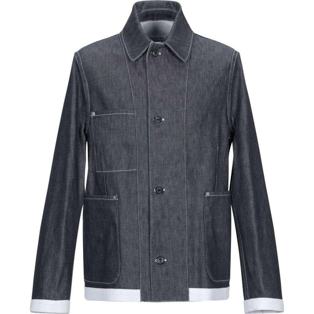 【2018A/W新作★送料無料】 メゾン マルジェラ MAISON MARGIELA メンズ ジャケット Gジャン アウター【denim jacket】Blue, 株式会社TAMA 85b1326d