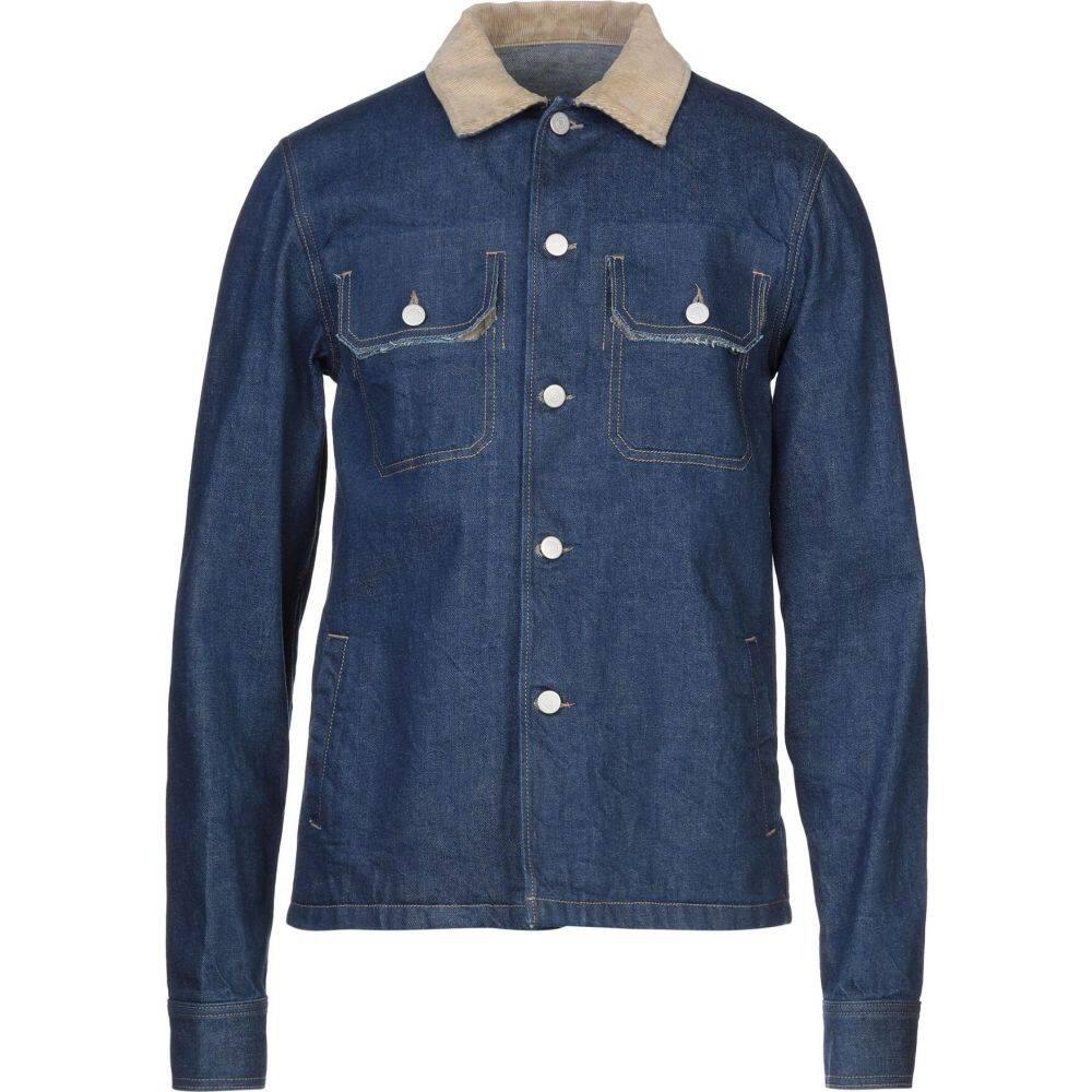 メゾン マルジェラ MAISON MARGIELA メンズ ジャケット Gジャン アウター【denim jacket】Blue