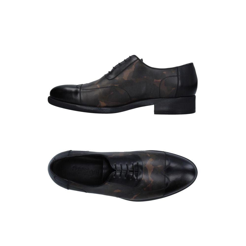 ア テストーニ A.TESTONI メンズ シューズ・靴 【laced shoes】Military green