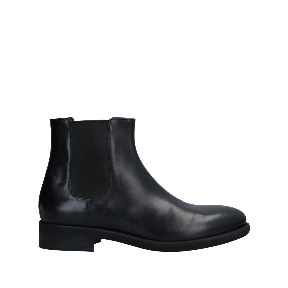 ア テストーニ A.TESTONI メンズ ブーツ シューズ・靴【boots】Black