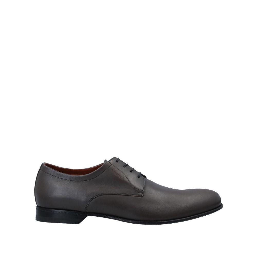 ア テストーニ A.TESTONI メンズ シューズ・靴 【laced shoes】Lead