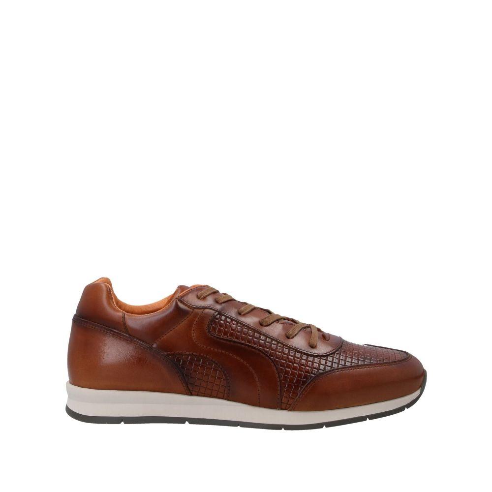 ア テストーニ A.TESTONI メンズ スニーカー シューズ・靴【sneakers】Brown