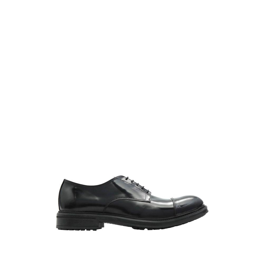 EVEET メンズ シューズ・靴 【laced shoes】Black