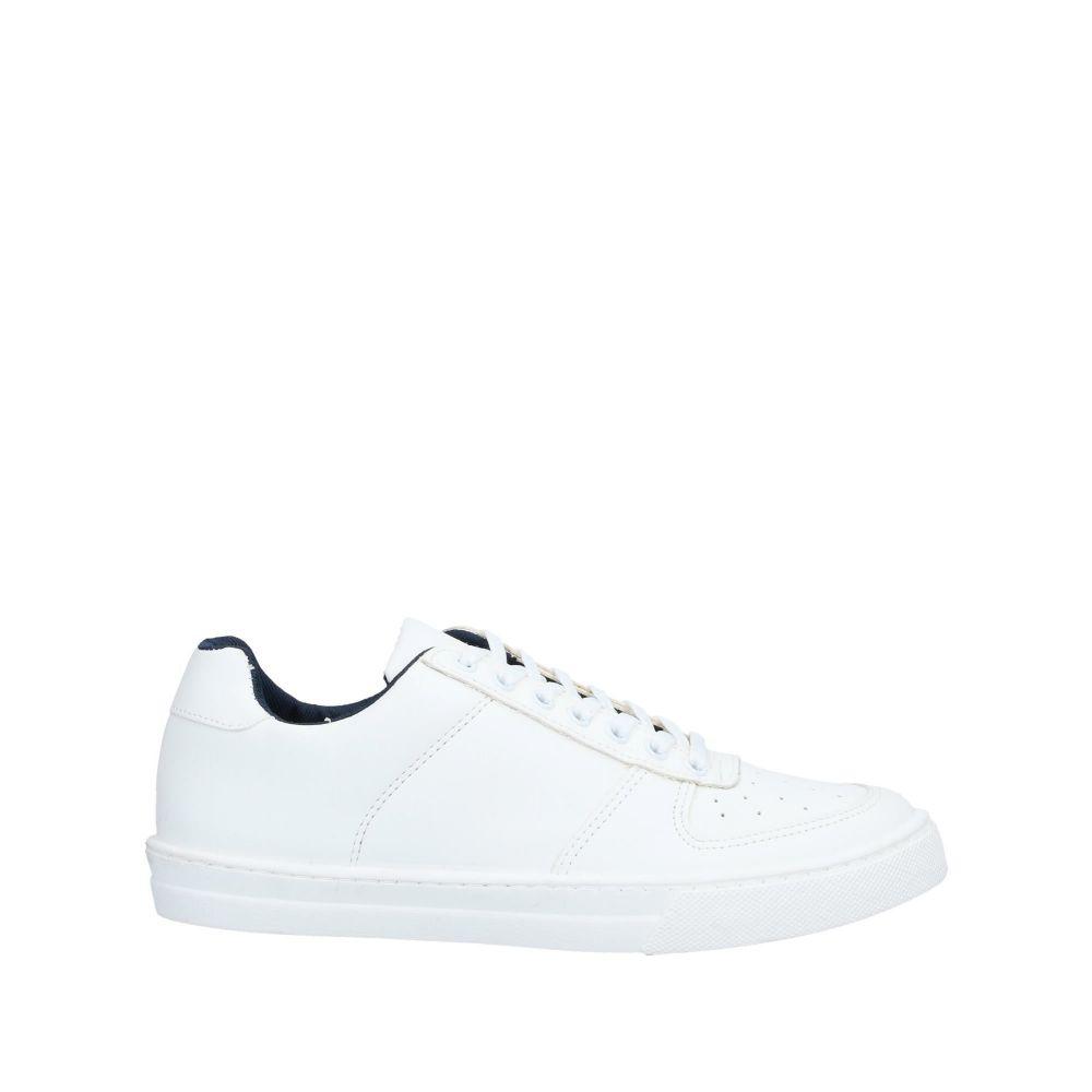 ア テストーニ A.TESTONI メンズ スニーカー シューズ・靴【sneakers】White