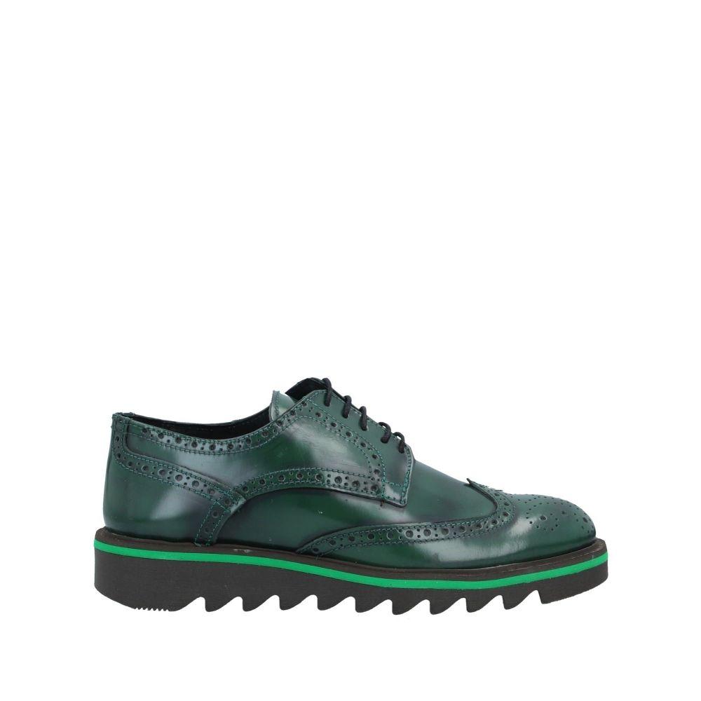 TSD12 メンズ シューズ・靴 【laced shoes】Emerald green