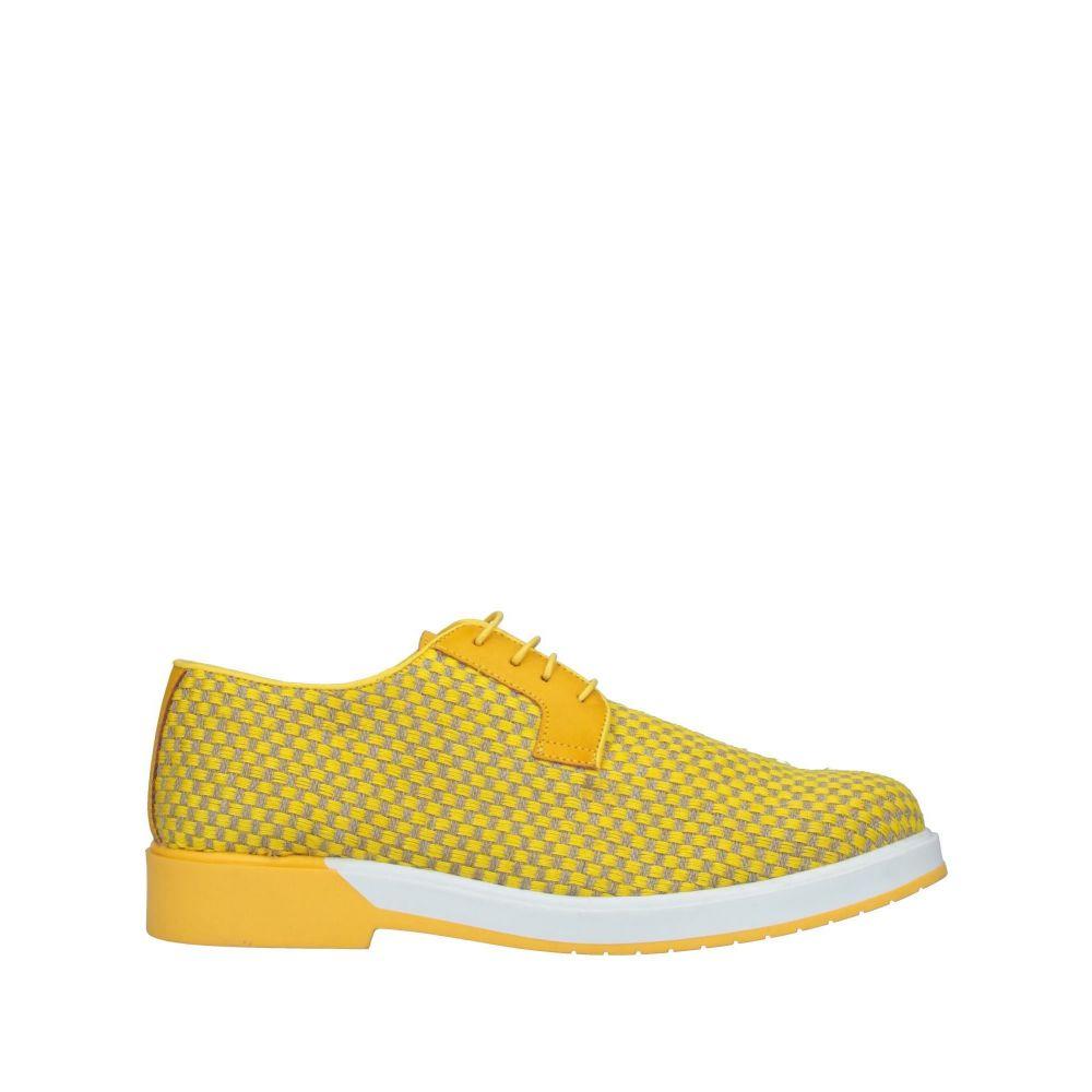 TSD12 メンズ スニーカー シューズ・靴【sneakers】Yellow