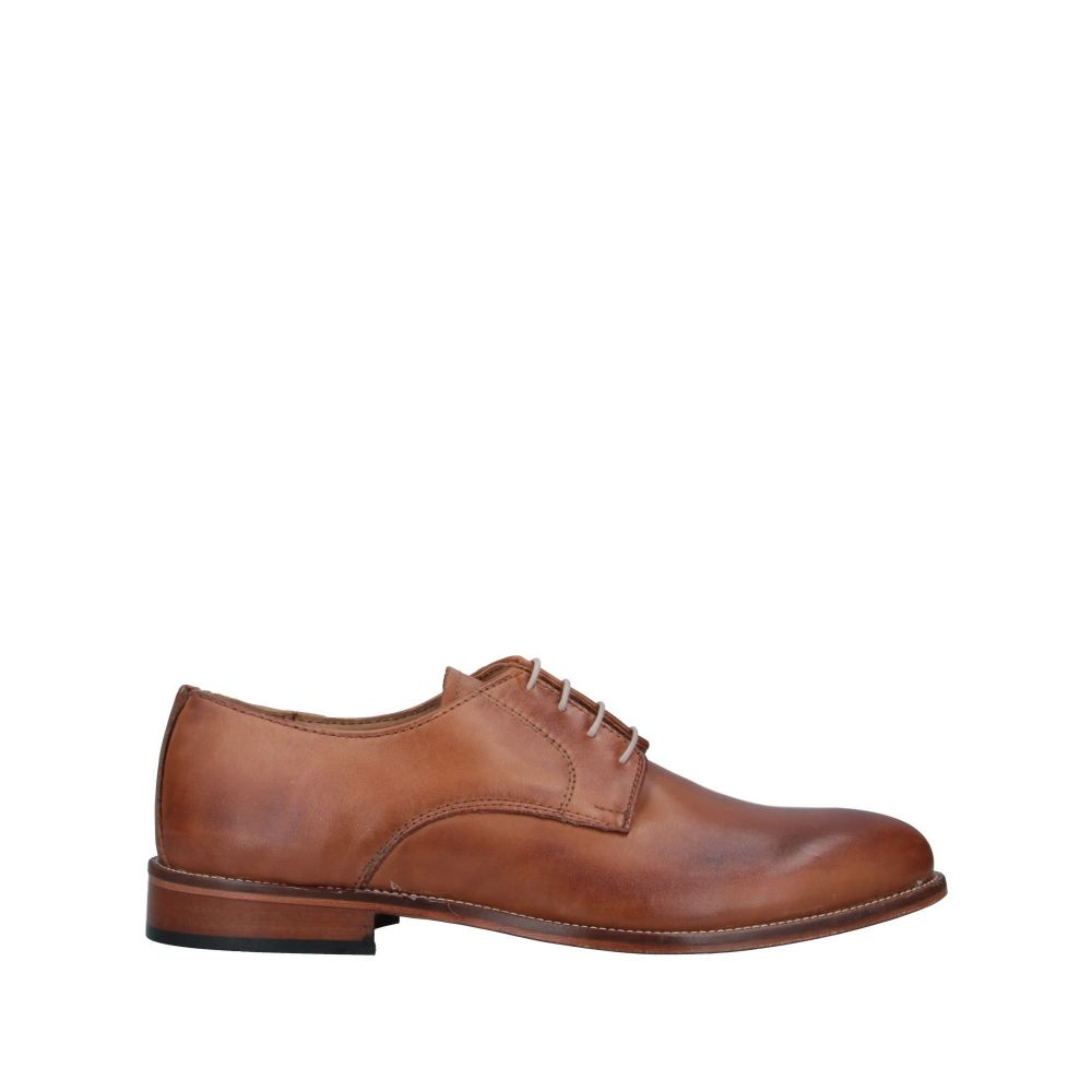 TSD12 メンズ シューズ・靴 【laced shoes】Tan