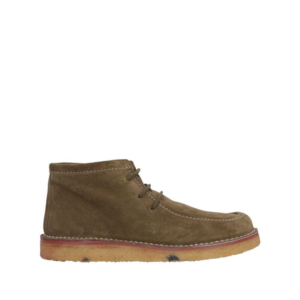 LEREWS メンズ ブーツ シューズ・靴【boots】Military green