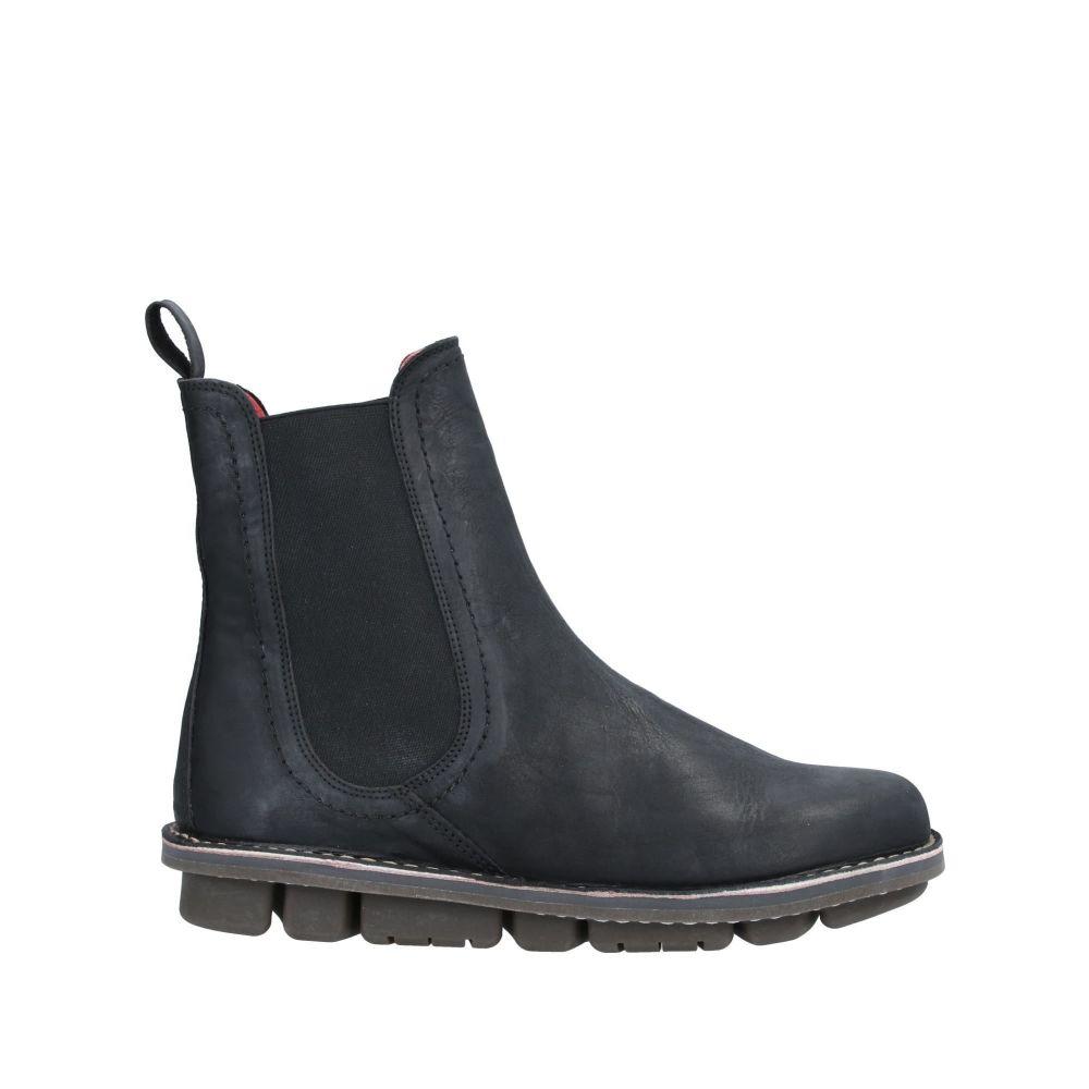 LEREWS メンズ ブーツ シューズ・靴【boots】Black