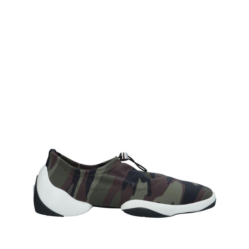 ジュゼッペ ザノッティ GIUSEPPE ZANOTTI メンズ スニーカー シューズ・靴【sneakers】Military green