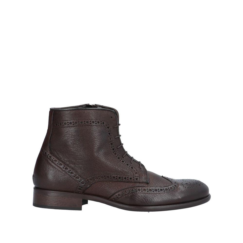 ジャンフランコ ラッタンツィ GIANFRANCO LATTANZI メンズ ブーツ シューズ・靴【boots】Dark brown