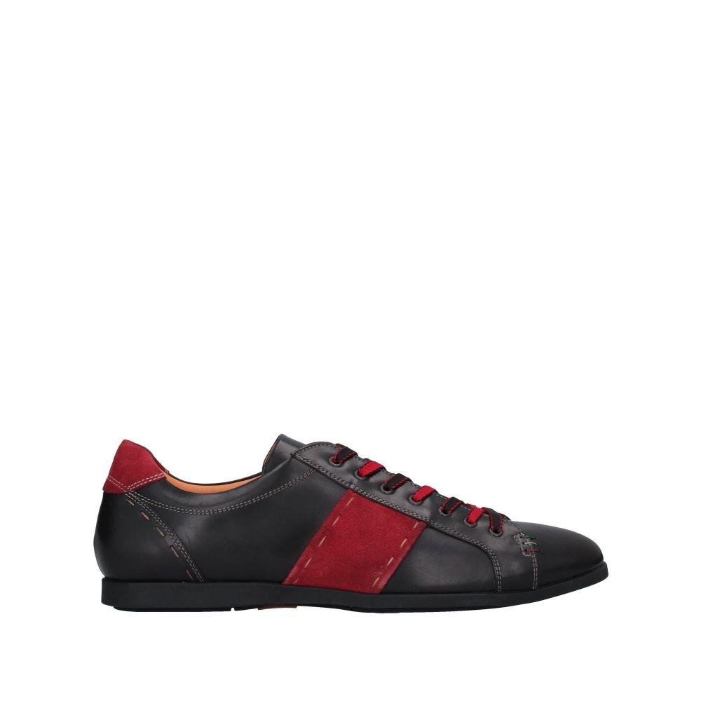 ジャンフランコ ラッタンツィ GIANFRANCO LATTANZI メンズ スニーカー シューズ・靴【sneakers】Black
