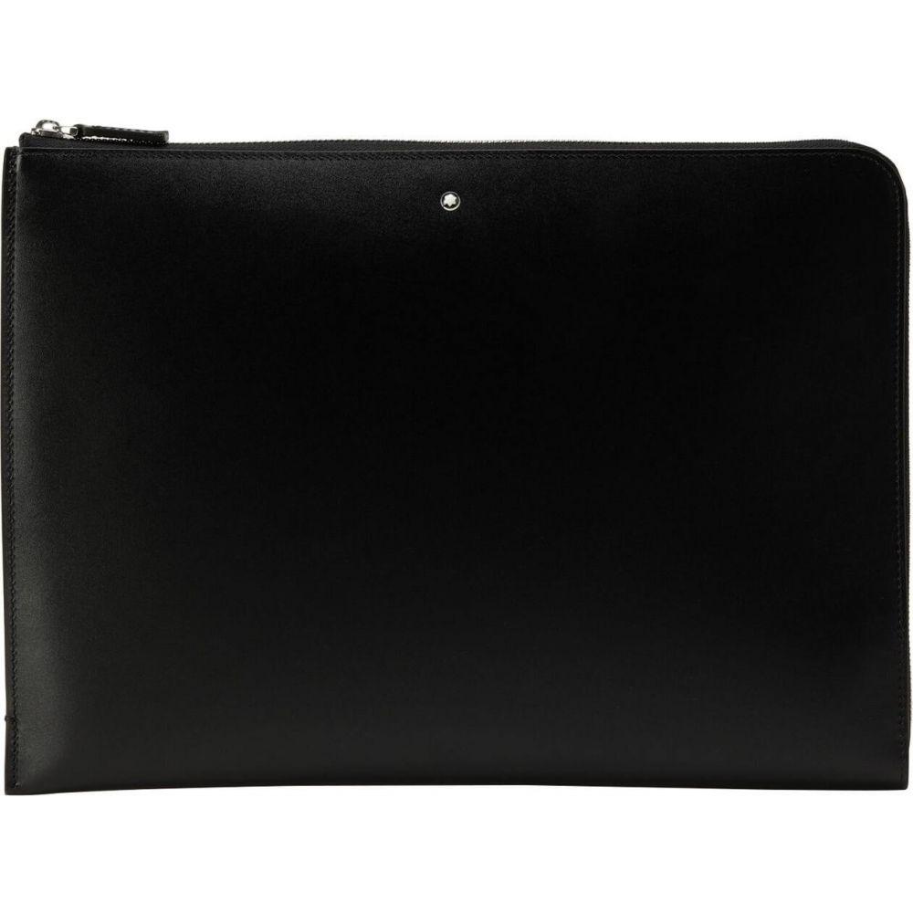 モンブラン MONTBLANC メンズ ビジネスバッグ・ブリーフケース バッグ【meisterstuck portfolio with zip】Black