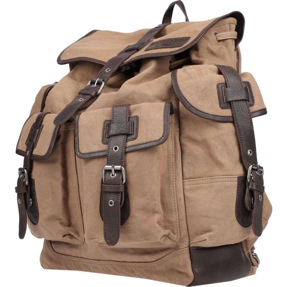 ミノロンゾーニ MINORONZONI メンズ バッグ 【backpack & fanny pack】Khaki