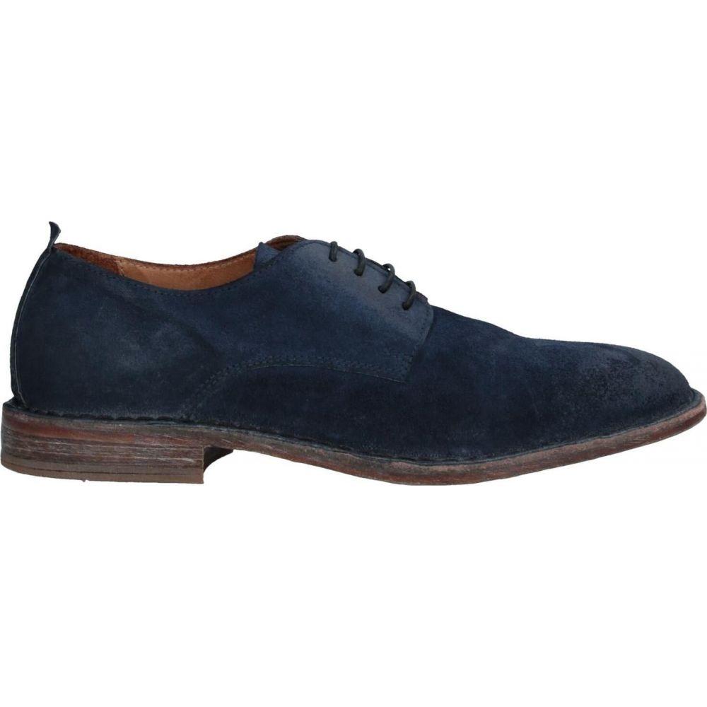 モマ MOMA メンズ シューズ・靴 【laced shoes】Blue