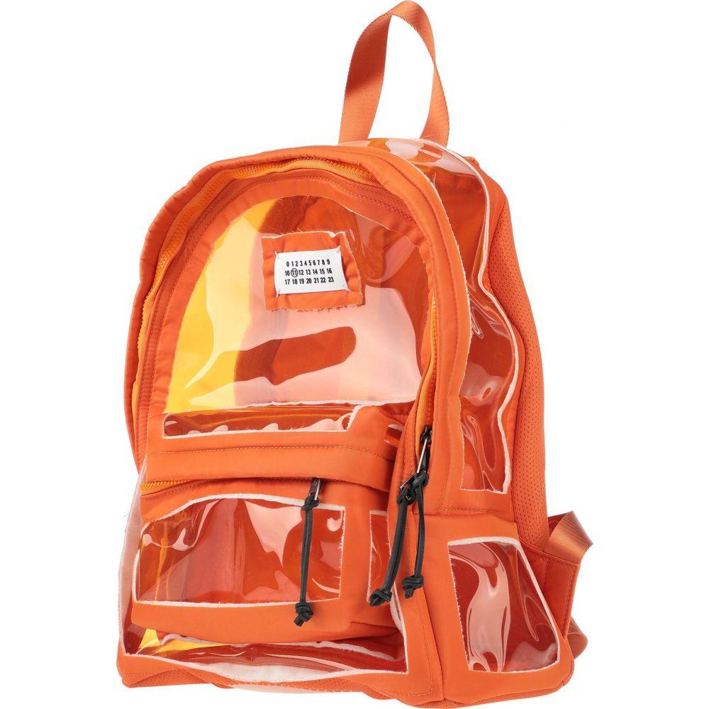 メゾン マルジェラ MAISON MARGIELA メンズ バッグ 【backpack & fanny pack】Orange