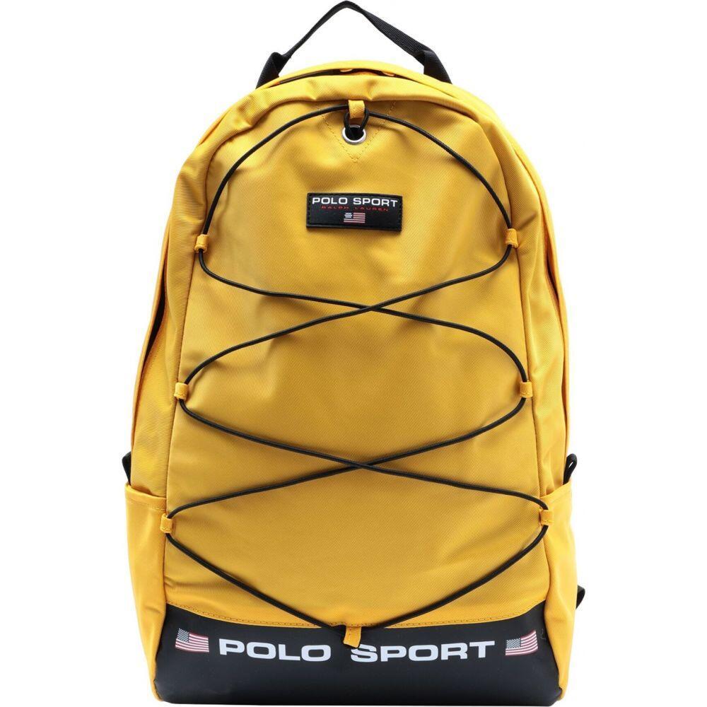 ラルフ ローレン POLO RALPH LAUREN メンズ バックパック・リュック バッグ【nylon polo sport backpack】Yellow