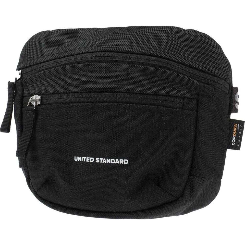 ユナイテッド スタンダード UNITED STANDARD メンズ バッグ 【backpack & fanny pack】Black