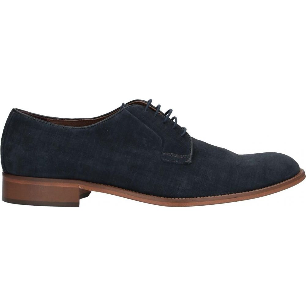 マルコ フェレッティ MARCO FERRETTI メンズ シューズ・靴 【laced shoes】Dark blue