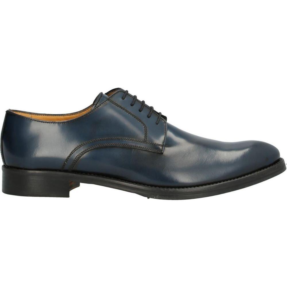 リビエラ RIVIERA Milano メンズ シューズ・靴 【laced shoes】Dark blue