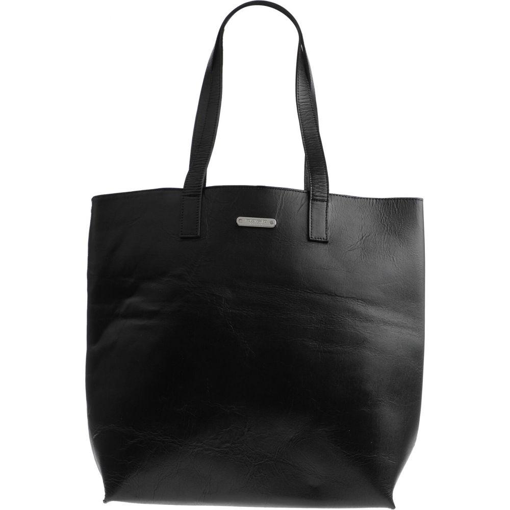 ボロンガロトレバー BOLONGARO TREVOR メンズ ショルダーバッグ バッグ【shoulder bag】Black