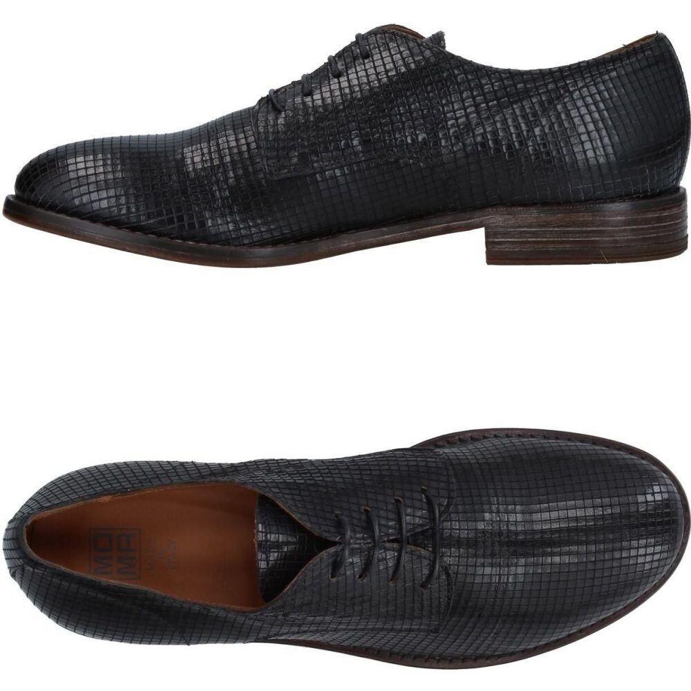 モマ shoes】Black MOMA メンズ シューズ・靴 【laced