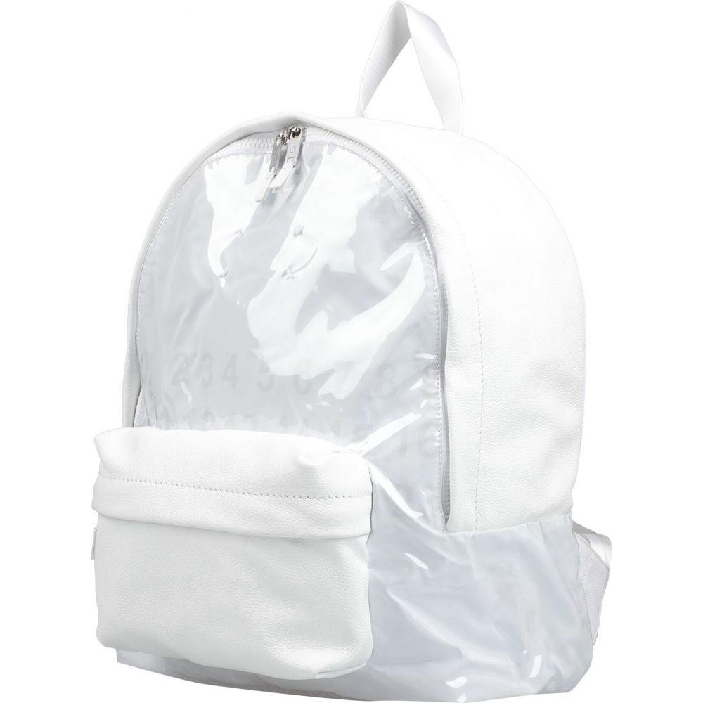 メゾン マルジェラ MAISON MARGIELA メンズ バッグ 【backpack & fanny pack】White