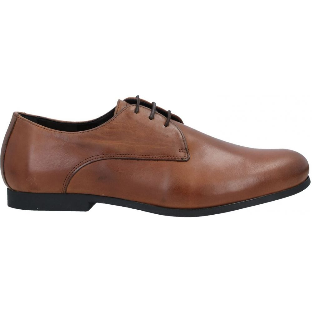 ロイヤル リパブリック ROYAL REPUBLIQ メンズ シューズ・靴 【laced shoes】Brown