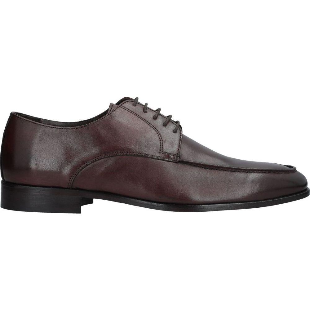 ロベルト デラ クローチェ ROBERTO DELLA CROCE メンズ シューズ・靴 【laced shoes】Cocoa