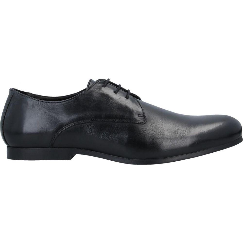 ロイヤル リパブリック ROYAL REPUBLIQ メンズ シューズ・靴 【laced shoes】Black