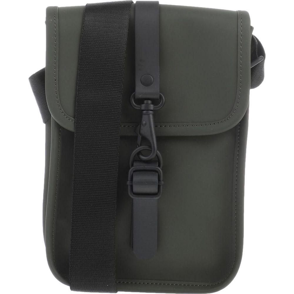 レインズ RAINS メンズ ショルダーバッグ バッグ【shoulder bag】Military green